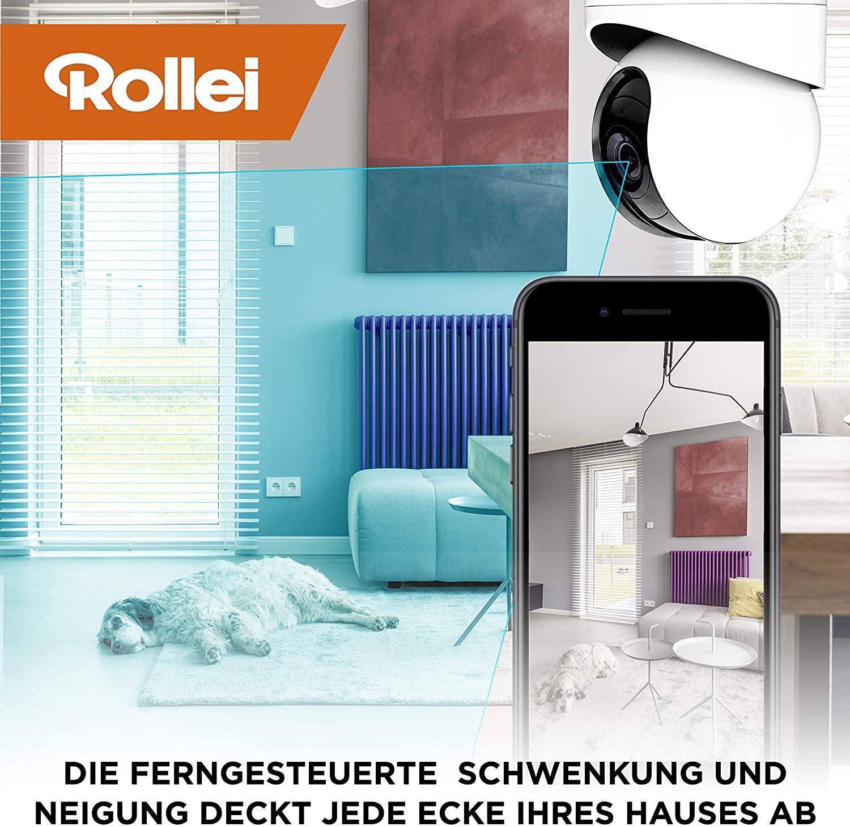 IP Überwachungskamera Rollei SafetyCam 100 Full HD